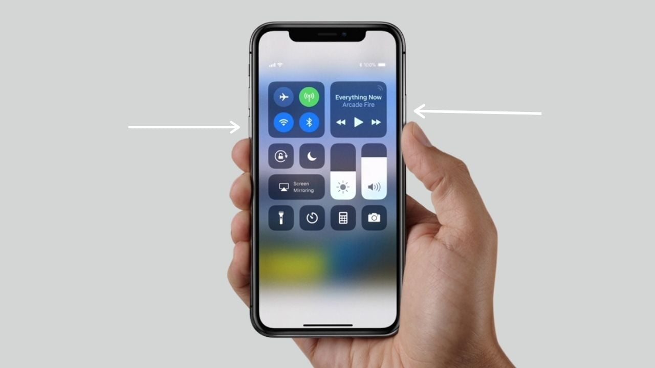 How to Turn off iPhone X, 11, or 12 Series
