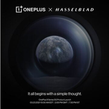 OnePlus 9 Series India Launched Date Confirmed