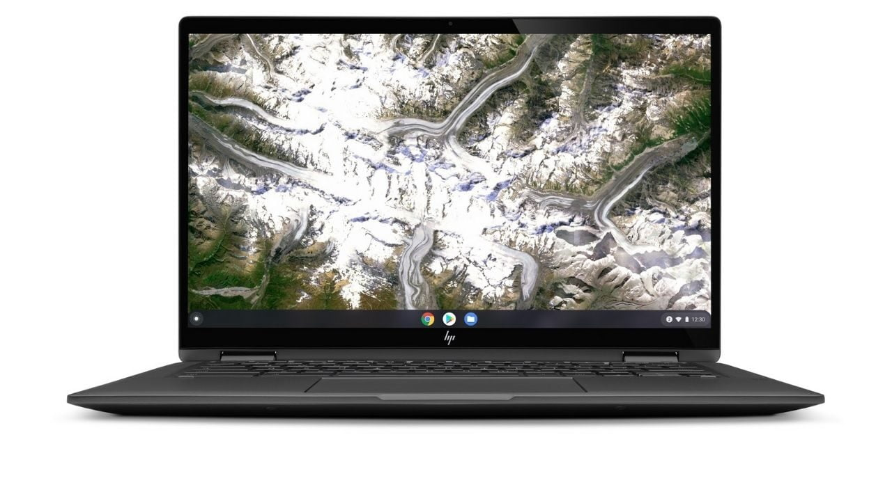 The Chromebook x360 14c (2021) launched