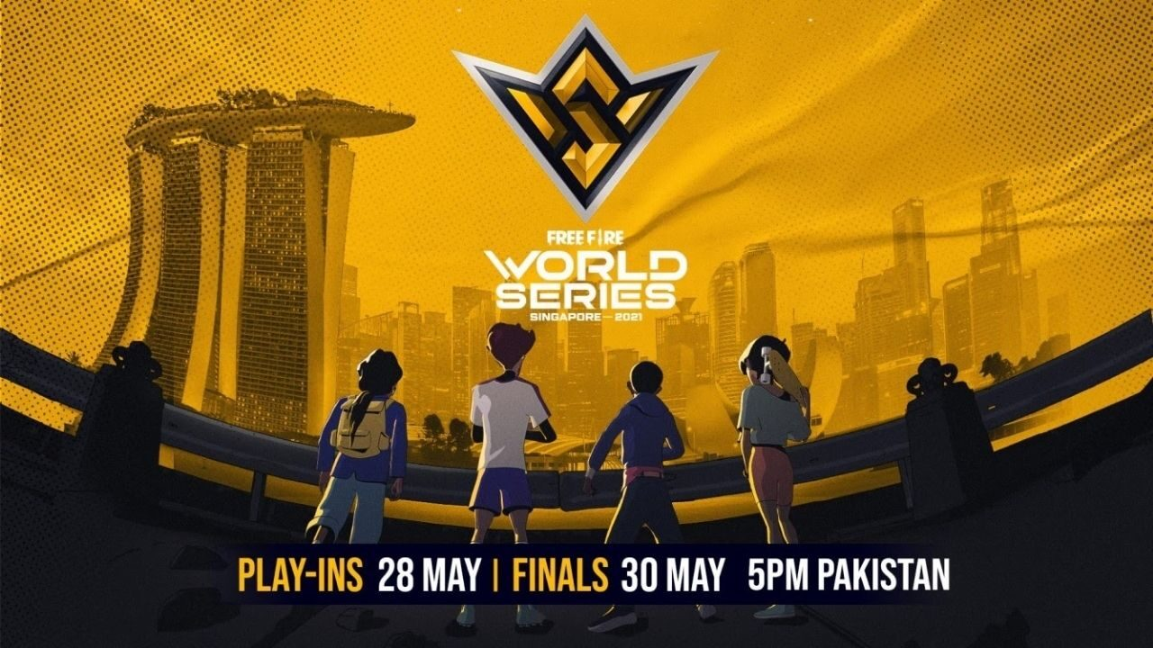 Free Fire World Series 2021 Sets a New Record on YouTube