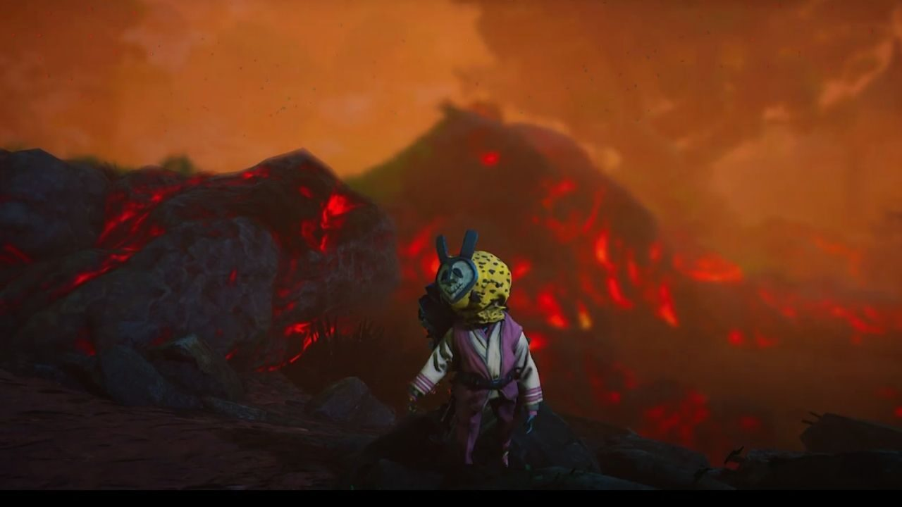 How to acquire the heat suit in Biomutant
