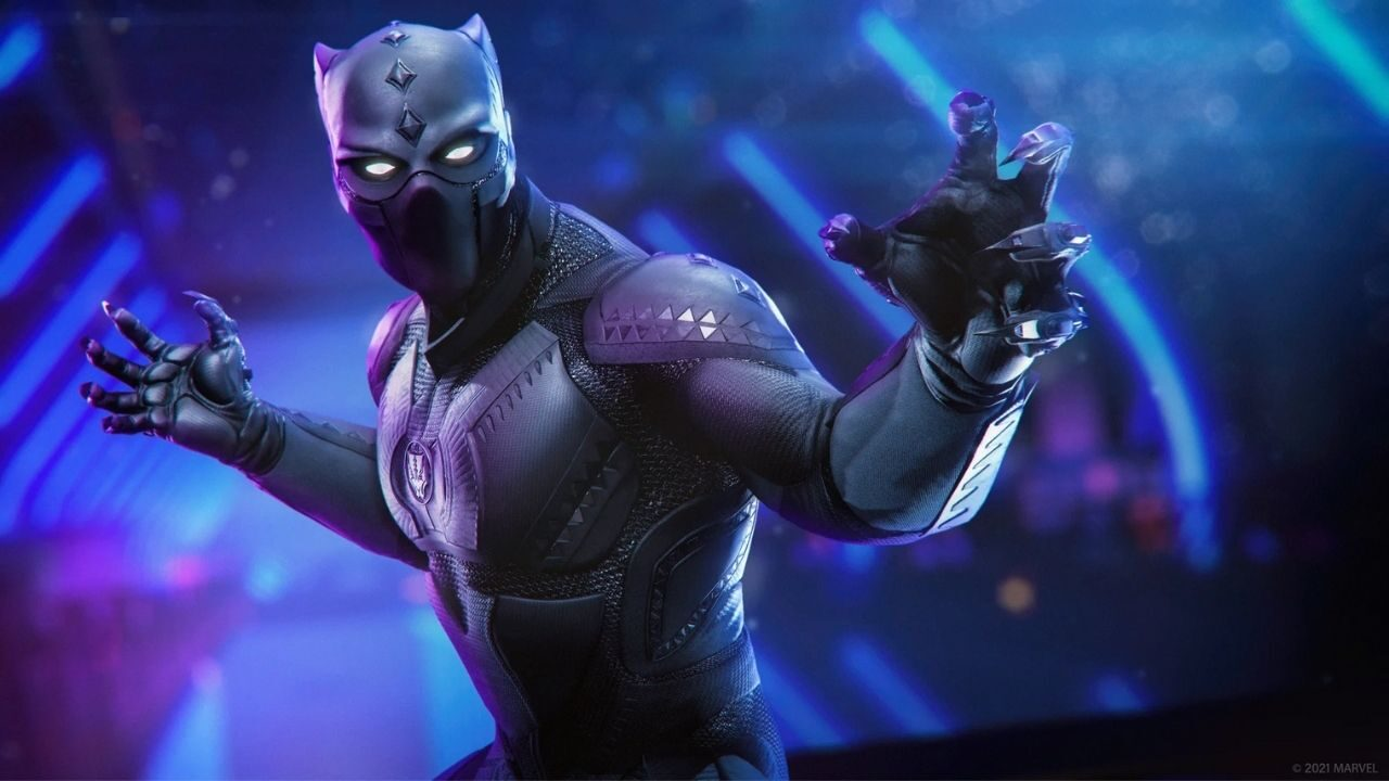 Black Panther Trailer at E3 2021