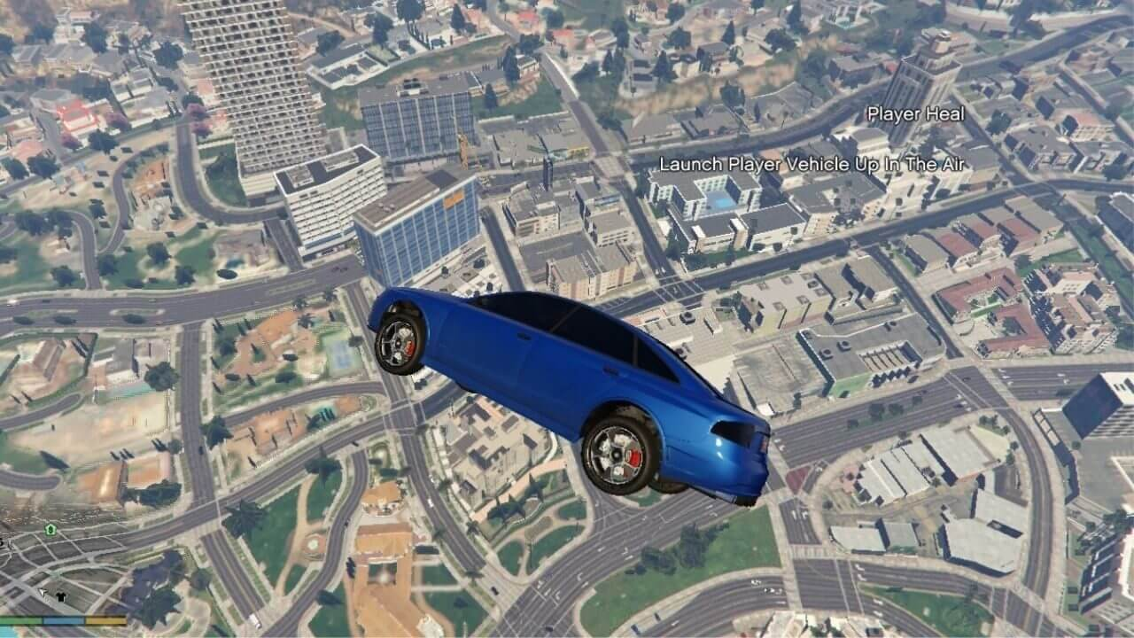 How to download Chaos Mod in GTA 5