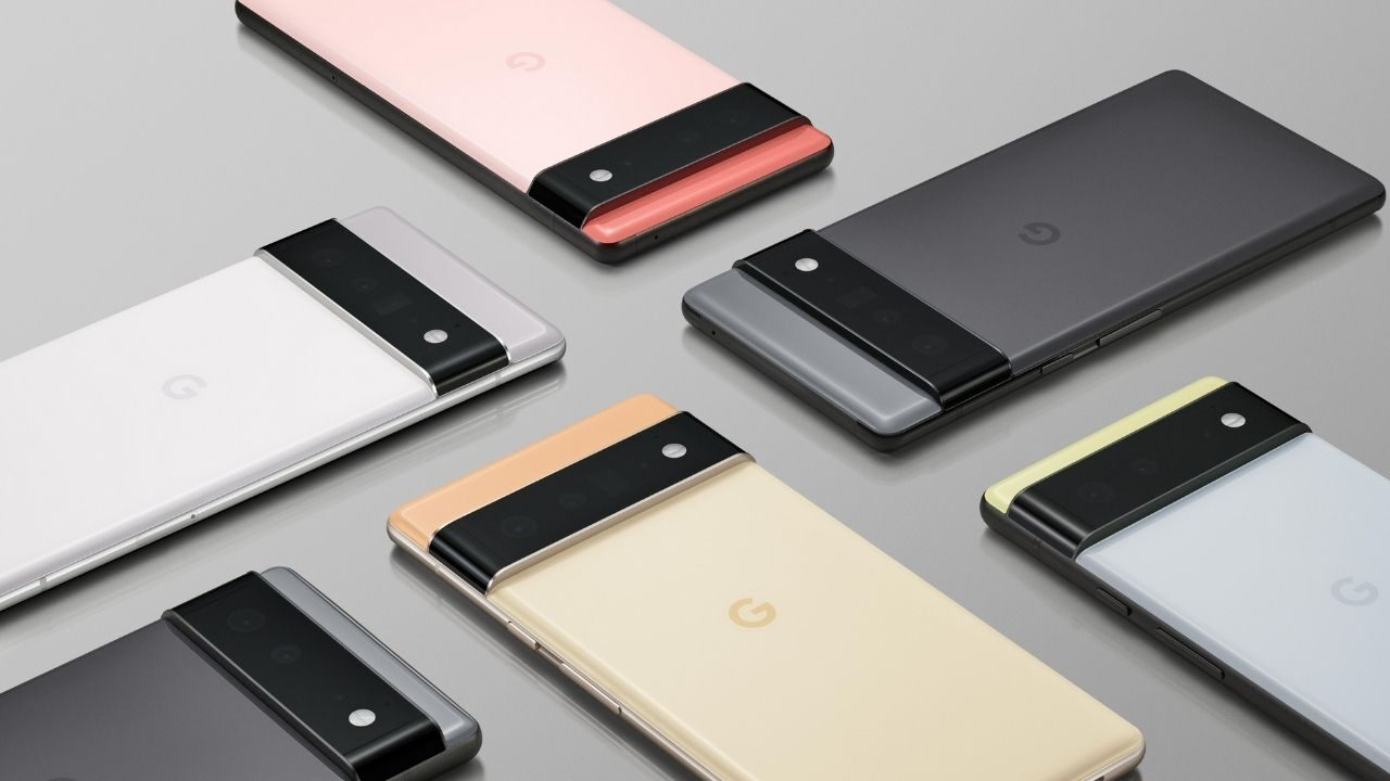 Google Phones FCC Approval: Most likely the Pixel 6 and Pixel 6 Pro
