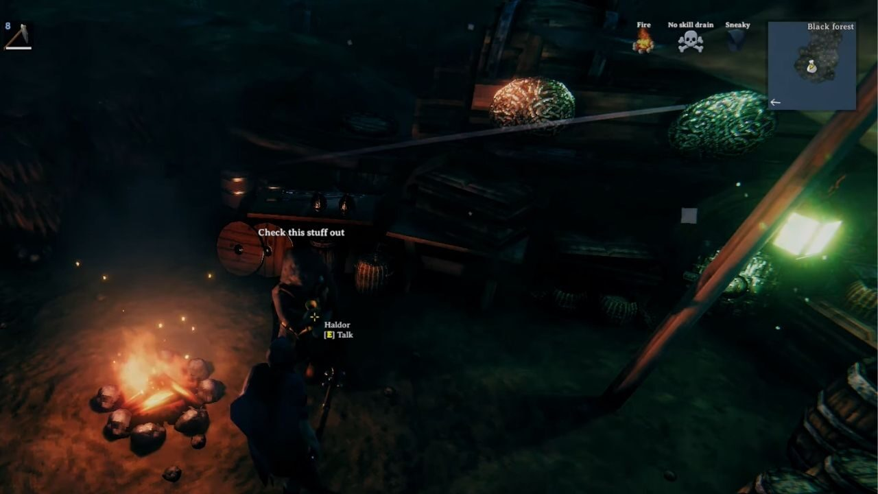 How to Craft the Obliterator in Valheim and Get Thunder Stone