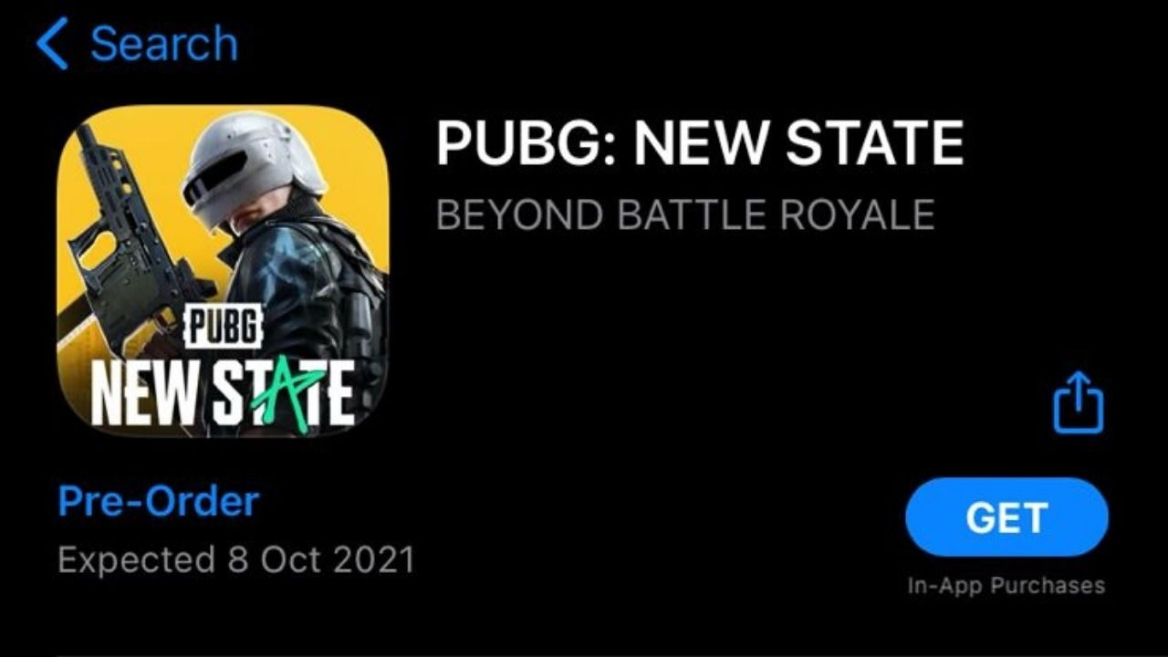 How to Pre-register for PUBG NEW STATE India