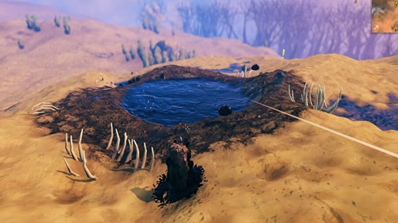 How to Craft Hot Tub in Valheim