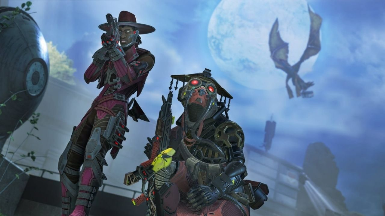 Apex Legends Reveals Halloween-themed New Monsters Within Event